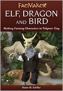 Elf, Dragon and Bird by Dawn M. Schiller: NOOK Book Cover