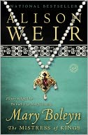 Mary Boleyn by Alison Weir: NOOK Book Cover