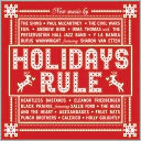 Holidays Rule: CD Cover