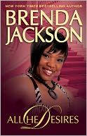 ALL HE DESIRES by Brenda Jackson: NOOK Book Cover