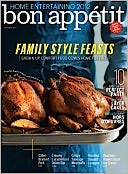 Bon Appetit - One Year Subscription: Magazine Cover