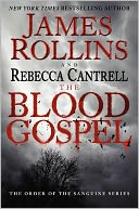 The Blood Gospel by James Rollins: Book Cover