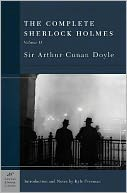 The Complete Sherlock Holmes, Volume II (Barnes &amp; Noble Classics Series) by Arthur Conan Doyle: NOOK Book Cover