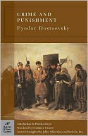 Crime and Punishment (Barnes & Noble Classics Series) by Fyodor Dostoevsky: NOOK Book Cover