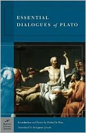 Essential Dialogues of Plato (Barnes &amp; Noble Classics Series) by Plato: NOOK Book Cover