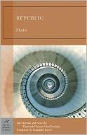 Republic (Barnes &amp; Noble Classics Series) by Plato: NOOK Book Cover