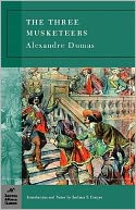 Three Musketeers (Barnes & Noble Classics Series) by Alexandre Dumas: NOOK Book Cover