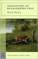 Adventures of Huckleberry Finn (Barnes & Noble Classics Series) by Mark Twain: NOOK Book Cover