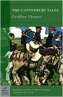 The Canterbury Tales (Barnes & Noble Classics Series) by Geoffrey Chaucer: NOOK Book Cover