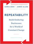 Repeatability by Chris Zook: Audio Book Cover