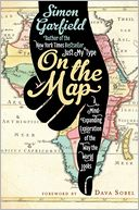 On the Map by Simon Garfield: Book Cover