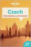 Lonely Planet Czech Phrasebook by Lonely Planet: Book Cover