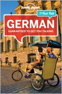 Lonely Planet Fast Talk German by Lonely Planet: Book Cover