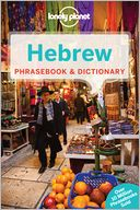 Lonely Planet Hebrew Phrasebook by Lonely Planet: Book Cover