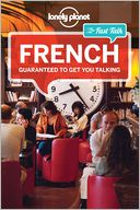 Lonely Planet Fast Talk French by Lonely Planet: Book Cover