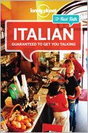 Lonely Planet Fast Talk Italian by Lonely Planet: Book Cover