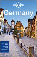 Lonely Planet Germany by Andrea Schulte-Peevers: Book Cover