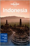 Lonely Planet Indonesia by Ryan ver Berkmoes: Book Cover