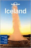 Lonely Planet Iceland by Fran Parnell: Book Cover