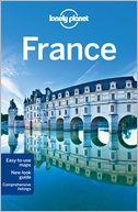 Lonely Planet France by Nicola Williams: Book Cover