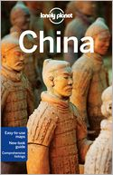 Lonely Planet China by Damian Harper: Book Cover