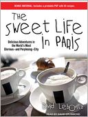 The Sweet Life in Paris by David Lebovitz: Audio Book Cover