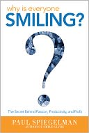 Why is Everyone Smiling? by Paul Spiegelman: Book Cover