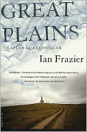 Great Plains by Ian Frazier: Book Cover