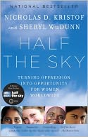 Half the Sky by Nicholas D. Kristof: Book Cover