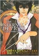 Infernal Devices by Cassandra Clare: Book Cover