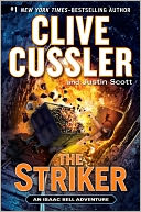 The Striker by Clive Cussler: Book Cover