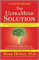 The UltraMind Solution by Mark Hyman: Book Cover