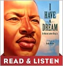 I Have a Dream by Martin Luther King Jr.: NOOK Kids Read to Me Cover