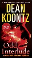 Odd Interlude by Dean Koontz: Book Cover