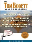 The End of the Road by Tom Bodett: Audio Book Cover