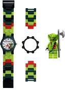 LEGO Ninjago Lasha Watch with Mini Figure by Clic Time LLC: Product Image