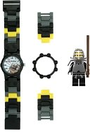 LEGO Ninjago Kendo Cole Watch with Mini Figure by Clic Time LLC: Product Image