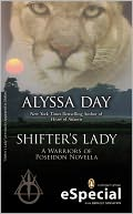 Shifter's Lady by Alyssa Day: NOOK Book Cover