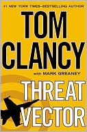 Threat Vector by Tom Clancy: NOOK Book Cover