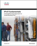 IPv6 Fundamentals by Rick Graziani: Book Cover