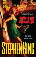 Joyland by Stephen King: Book Cover