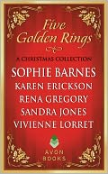 Five Golden Rings by Sophie Barnes: NOOK Book Cover