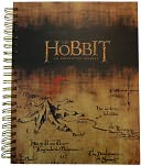 The Hobbit Spiral Sketchbook by Meadwestco: Product Image