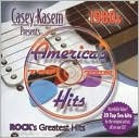Casey Kasem Presents: America's Top Ten - The 80's  Rock's Greatest Hits: CD Cover