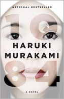 1Q84 by Haruki Murakami: Book Cover
