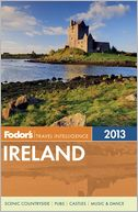 Fodor's Ireland 2013 by Fodor's Travel Publications: Book Cover
