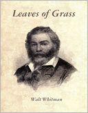 Leaves of Grass by Walt Whitman: NOOK Book Cover