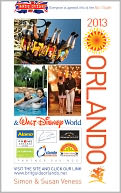 Brit Guide to Orlando 2013 by Simon Veness: Book Cover