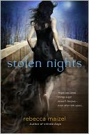 Stolen Nights by Rebecca Maizel: Book Cover