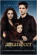 Amanecer (Breaking Dawn) by Stephenie Meyer: Book Cover